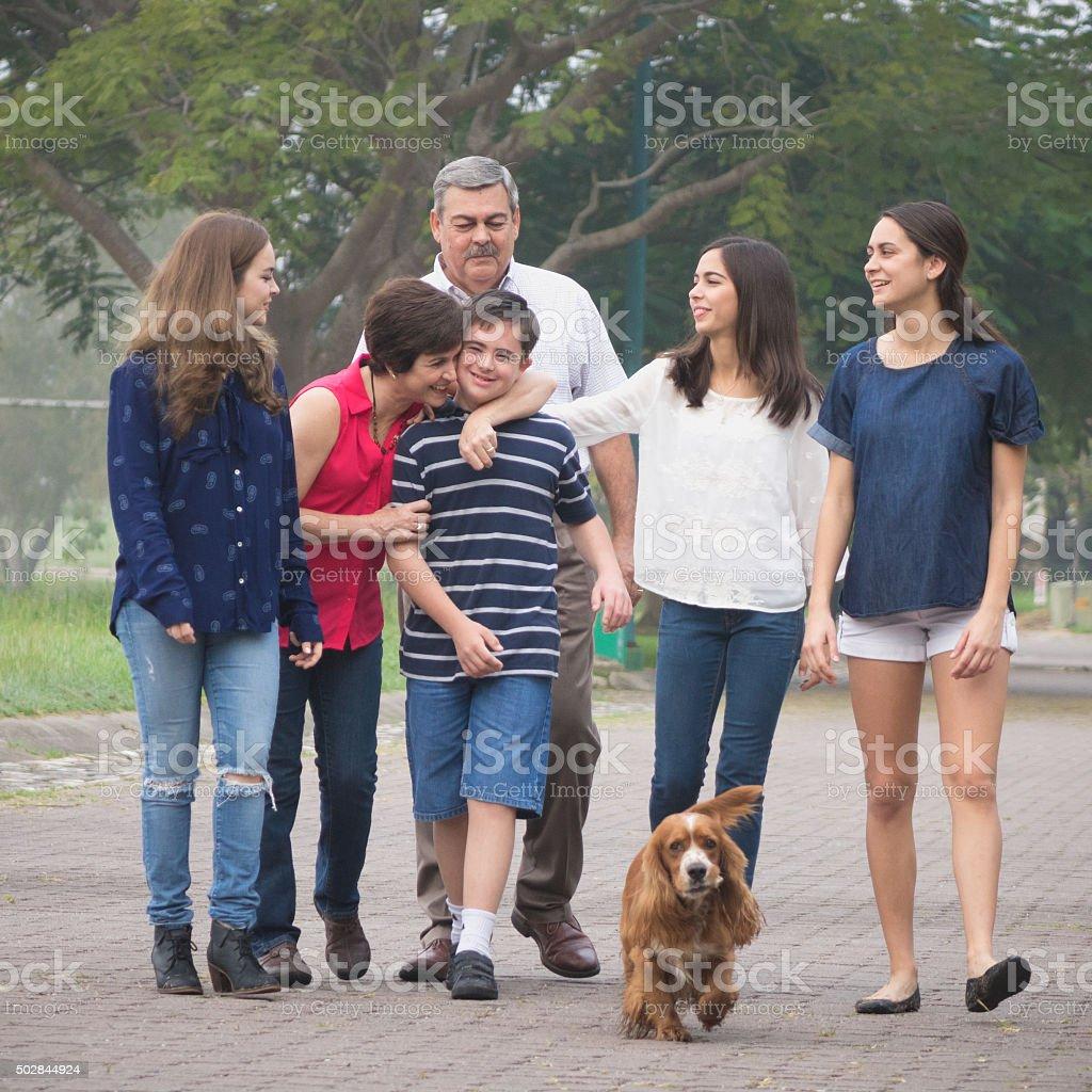 À proximité de la famille - Photo