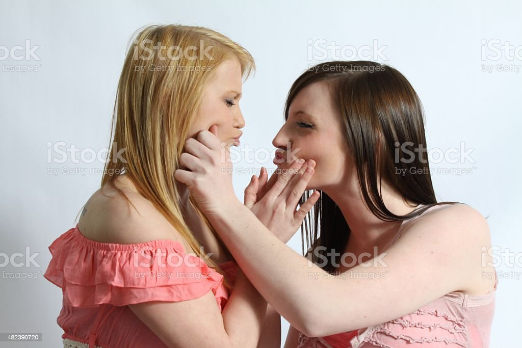 Close Friends stock photo