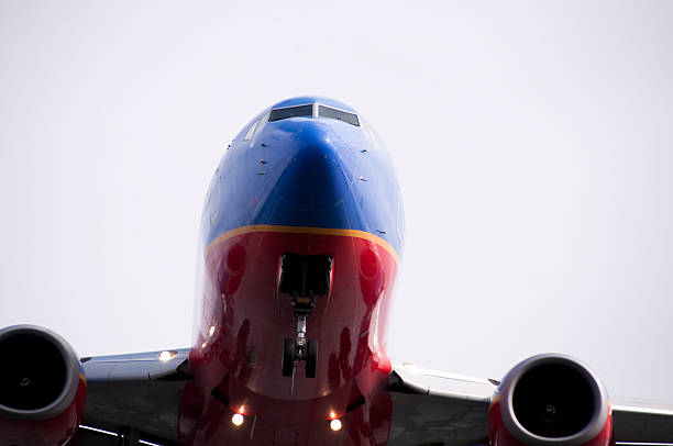 Close Jet stock photo
