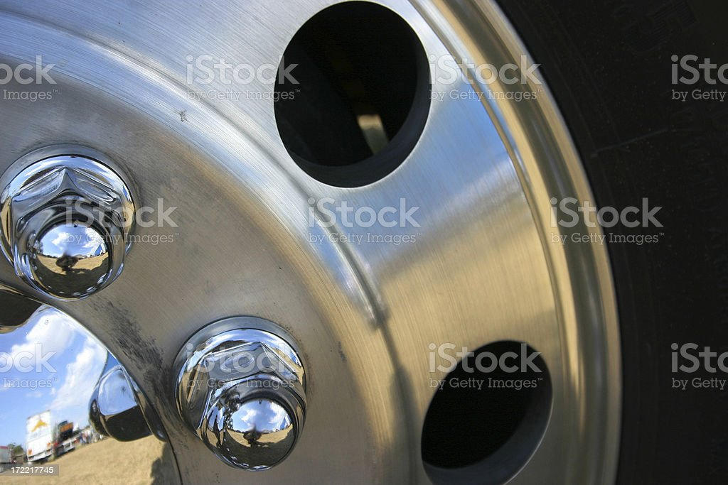 Close Nuts stock photo