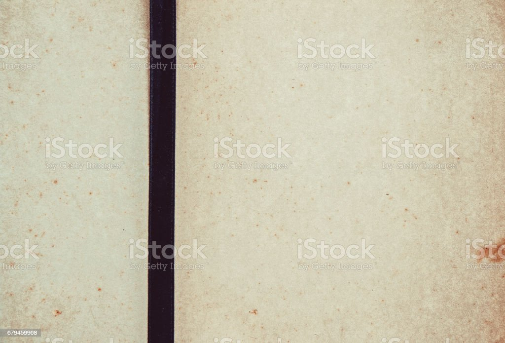 Close up blank old paper royalty-free stock photo