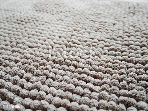 istock Close up brown carpet background 519429458