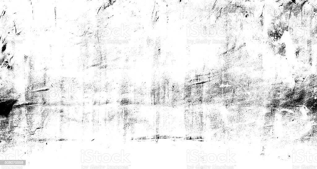 Close up concrete texture in black and whtie color stock photo