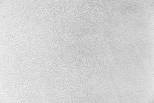 Close up detail white, bronze, silver leather and texture background stock photo