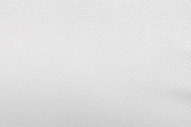 close up detail white, bronze, silver leather and texture background - couro imagens e fotografias de stock