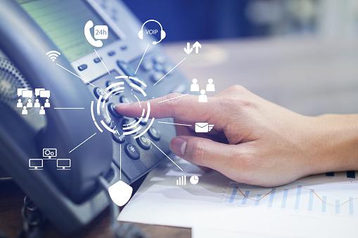 VoIP telefonia