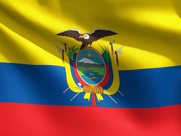 Bandera De Ecuador Banco De Fotos E Imágenes De Stock Istock