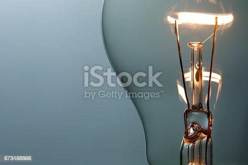 Lightbulb Close-up