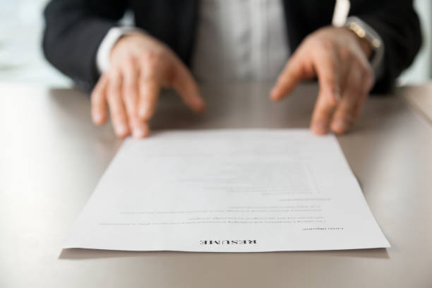 Top 60 Resume Stock Photos Pictures And Images Istock