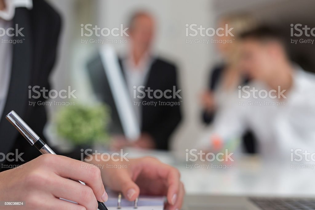 close up in office royalty-free stock photo