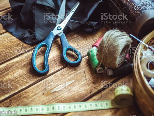 Close up knitting supplies on a wooden surface picture id969484394?b=1&k=6&m=969484394&s=612x612&h=gq8kwm8jkuvf2yihlam na  mja2cr9sxi530dzoia0=