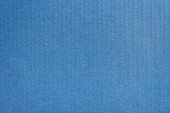 istock Close up kraft blue paper box texture and background. 970292638