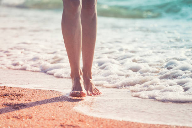 Bali Nude Beach Stock Photos, Pictures & Royalty-Free