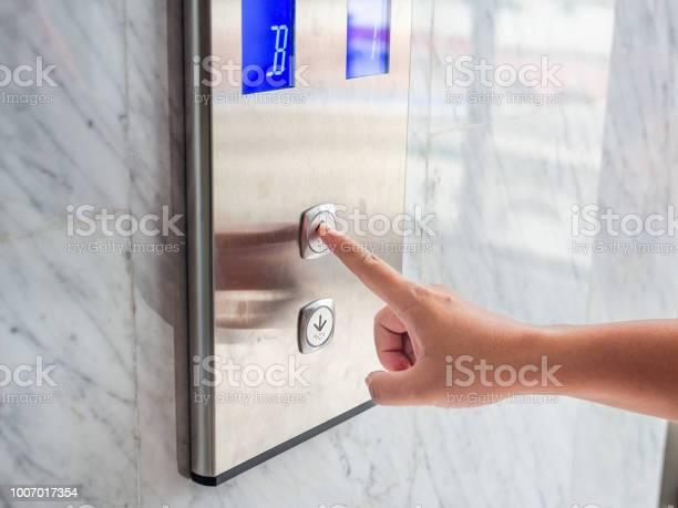Close up man hand press a up button of elevator inside the building picture id1007017354?b=1&k=6&m=1007017354&s=612x612&h=akbgg9c4ehu1orcp99jjjogz98zmqfq jnwzgj5x5vk=