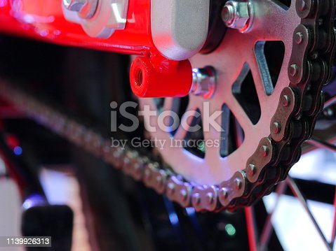 Thailand, Bicycle, Bicycle Chain, Black Color, Chain