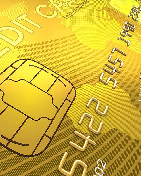 close-up de um cartão de crédito - paying with card shop imagens e fotografias de stock