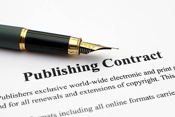 Publishing-Vertrag – Foto