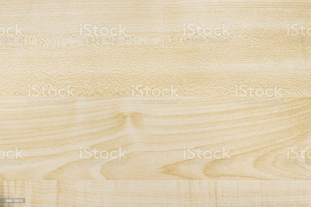 Close up of a light wooden texture royalty-free stock photo