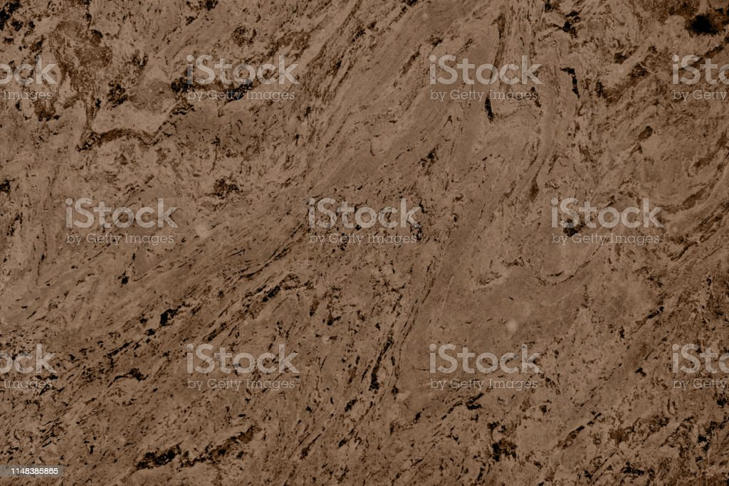 Close Up Of Abstract Brown Granite Stone Texture Stock Photo Download Image Now Istock