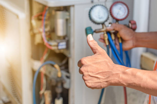 Close up of Air Conditioning Repair, repairman on the floor fixing air conditioning system Close up of Air Conditioning Repair, repairman on the floor fixing air conditioning system technician stock pictures, royalty-free photos & images