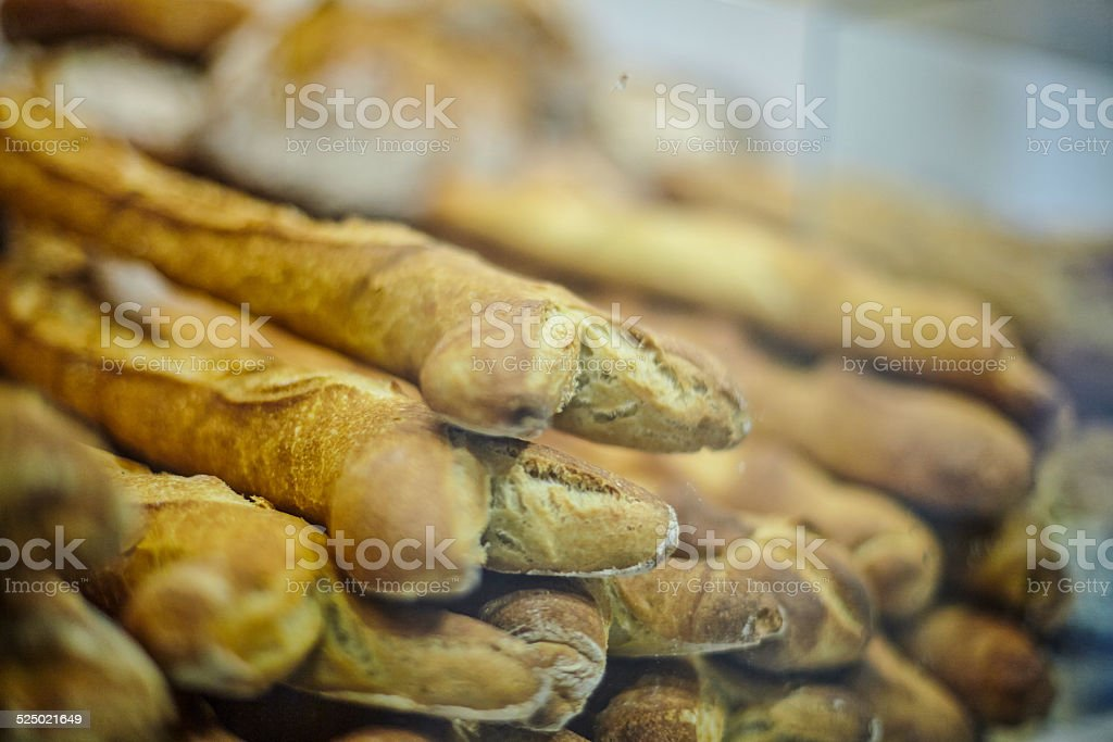 close up of bread stock photo