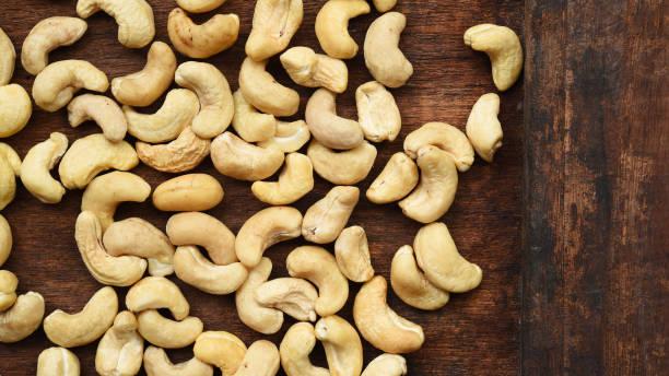 close up of cashew nut – zdjęcie