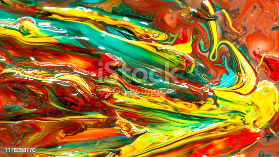 638820876istockphoto Close up of different acrylic color oil paint abstract background 1178253770