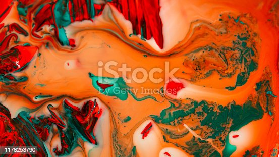 638820876istockphoto Close up of different acrylic color oil paint abstract background 1178253790