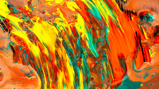 638820876 istock photo Close up of different acrylic color oil paint abstract background 1178253829