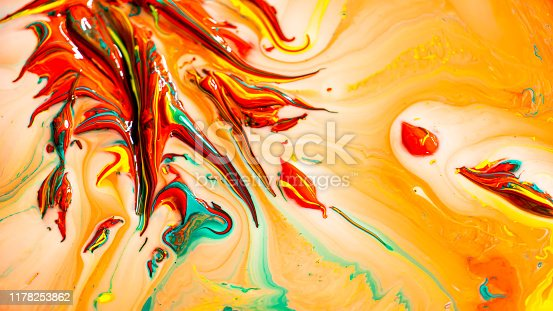 638820876istockphoto Close up of different acrylic color oil paint abstract background 1178253862