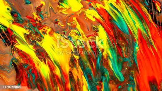 638820556istockphoto Close up of different acrylic color oil paint abstract background 1178253868