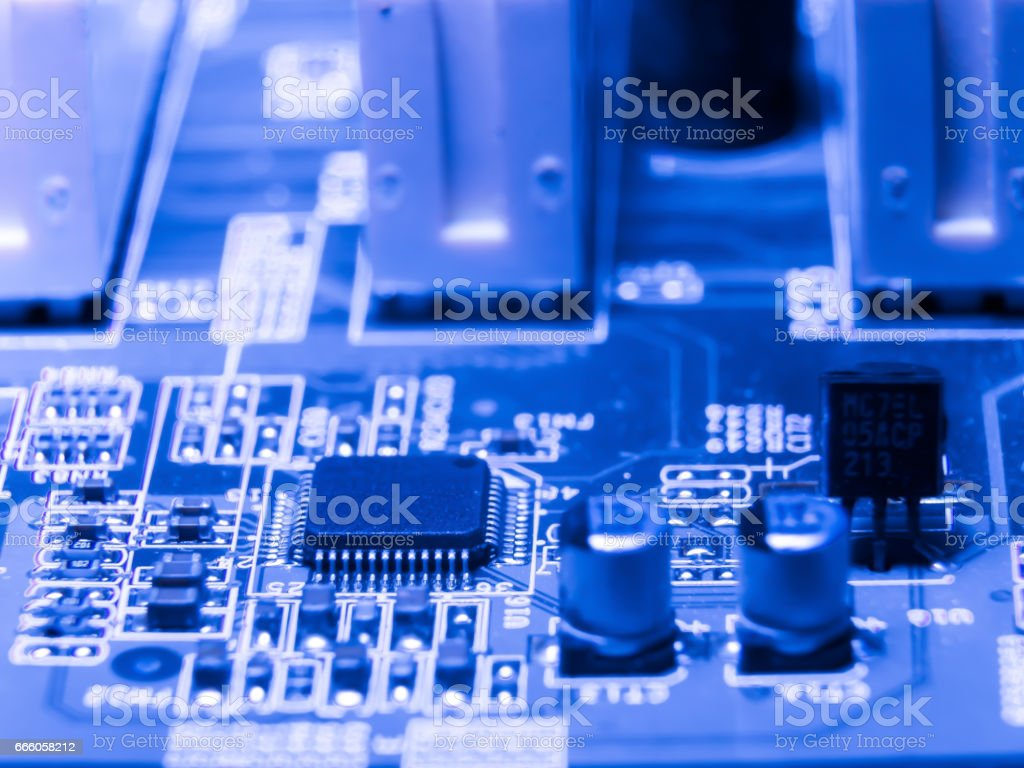 Close Up Of Electronic Circuits In Technology On Mainboard Stock Computer Circuit Main Board Royalty Free Photography Image Boardcpu Motherboard