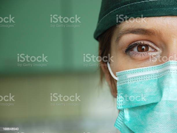 Close up of female surgeon wearing mask picture id168848540?b=1&k=6&m=168848540&s=612x612&h=p9r4lcg ja y9 r5goc nqeoz6behoyqmn hj8mwxsk=