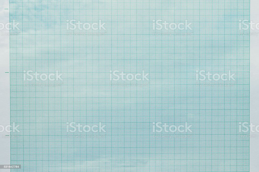 close up of graph paper stock photo
