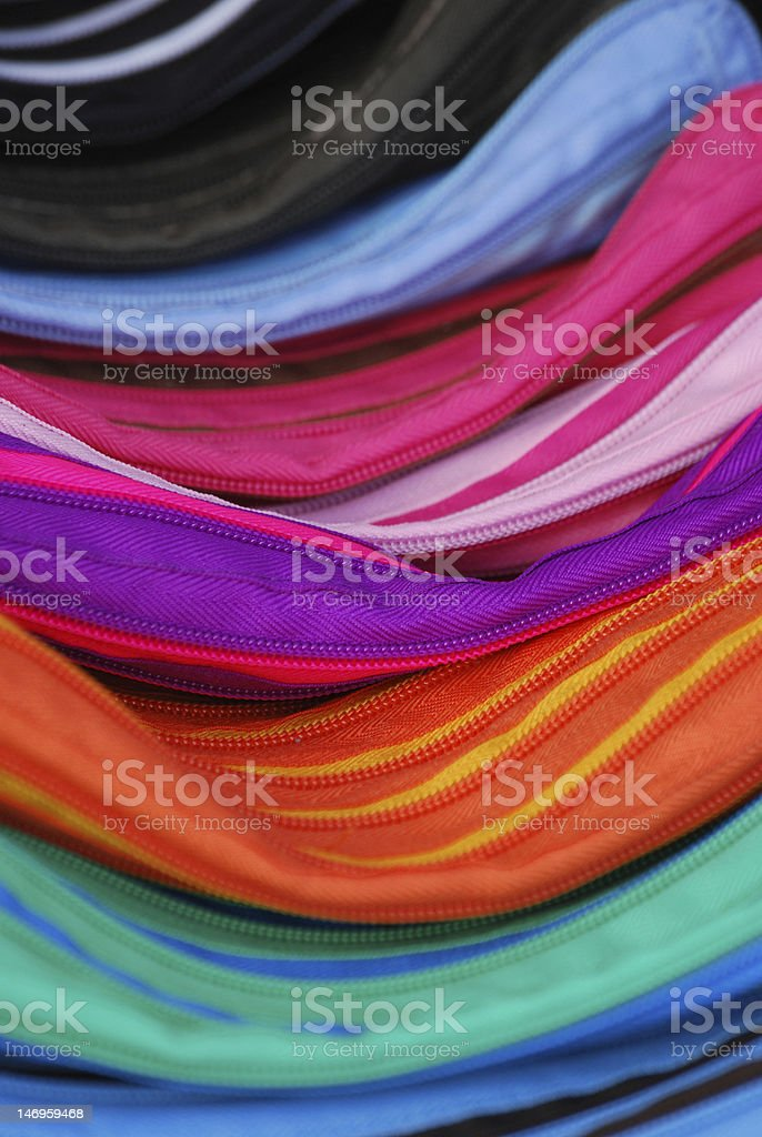 Close up of handmade lady's purses royalty-free stock photo