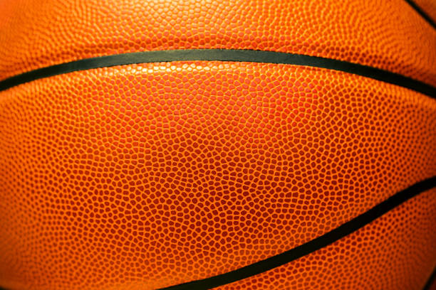 Close up of leather basketball background textured Close up of leather basketball background textured basketball ball stock pictures, royalty-free photos & images
