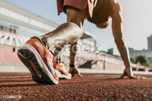 Running, Sport, Sprinting, Athlete, Exercising