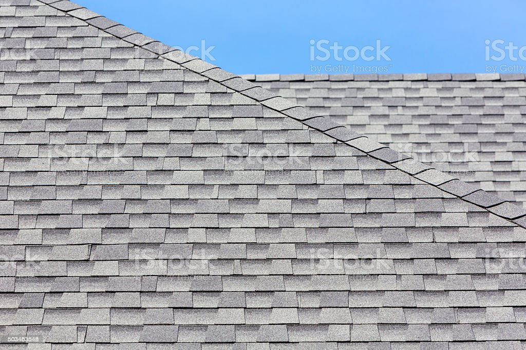 Stone Tiles Stock Photo · Close Up Of New Rubber Roof Tiles Stock Photo ...