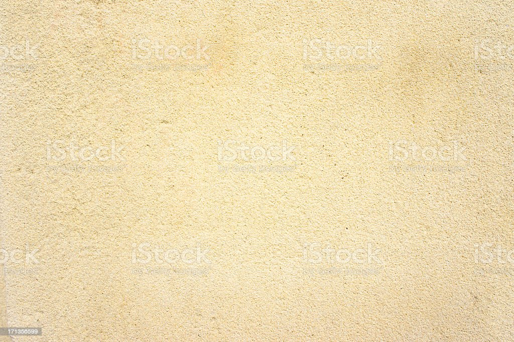 Close up of new sandstone flagstone. stock photo