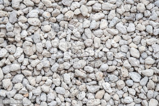 istock Close up of Pumice Stone, Potting Cactus and Succulent Material. 1327926269