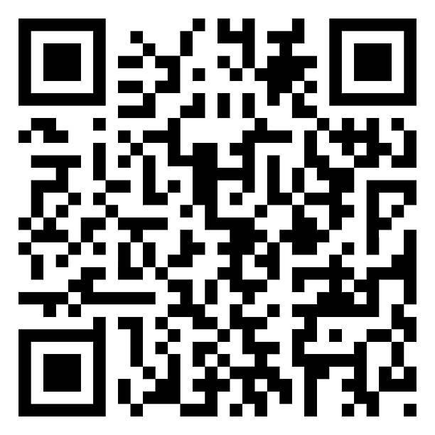 Nahaufnahme des QR code-Beispiel – Foto