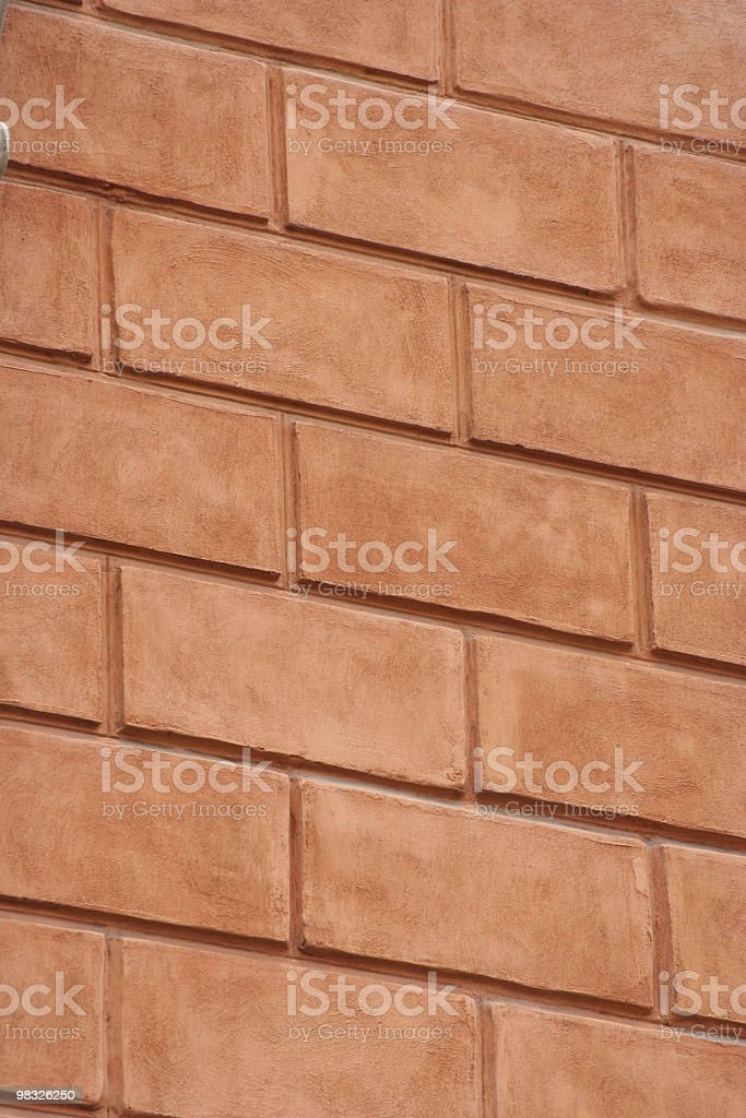 삼각대를 붉은 벽돌 벽에 royalty-free 스톡 사진