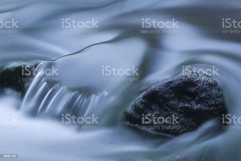close up of river stream royalty-free stock photo