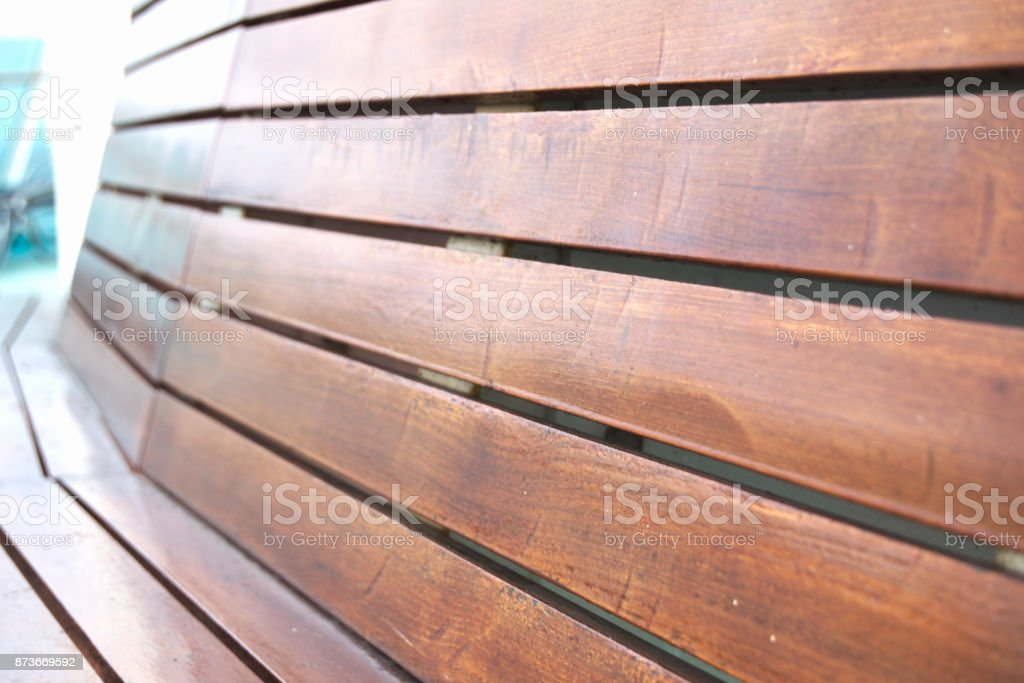 Close up of seating stock photo