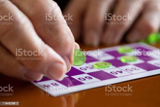 Close up of senior man playing game of bingo picture id1184828812?b=1&k=6&m=1184828812&s=612x612&h=f6jxskjeuwsod9rbswa7qkkswo6s4e igcfhcsbutc0=