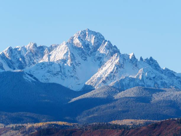 Close up of snow covered sneffels range in a bright daylight blue sky picture id871499292?b=1&k=6&m=871499292&s=612x612&w=0&h=am29zi3xditv4i1bax11vmr1tirglf7lymapiw lzxk=