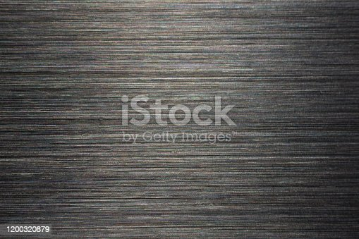 Close up of stainless steel texture background.