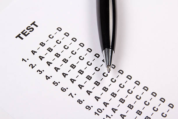 Scantron Sheet Stock Photos, Pictures & Royalty-Free Images