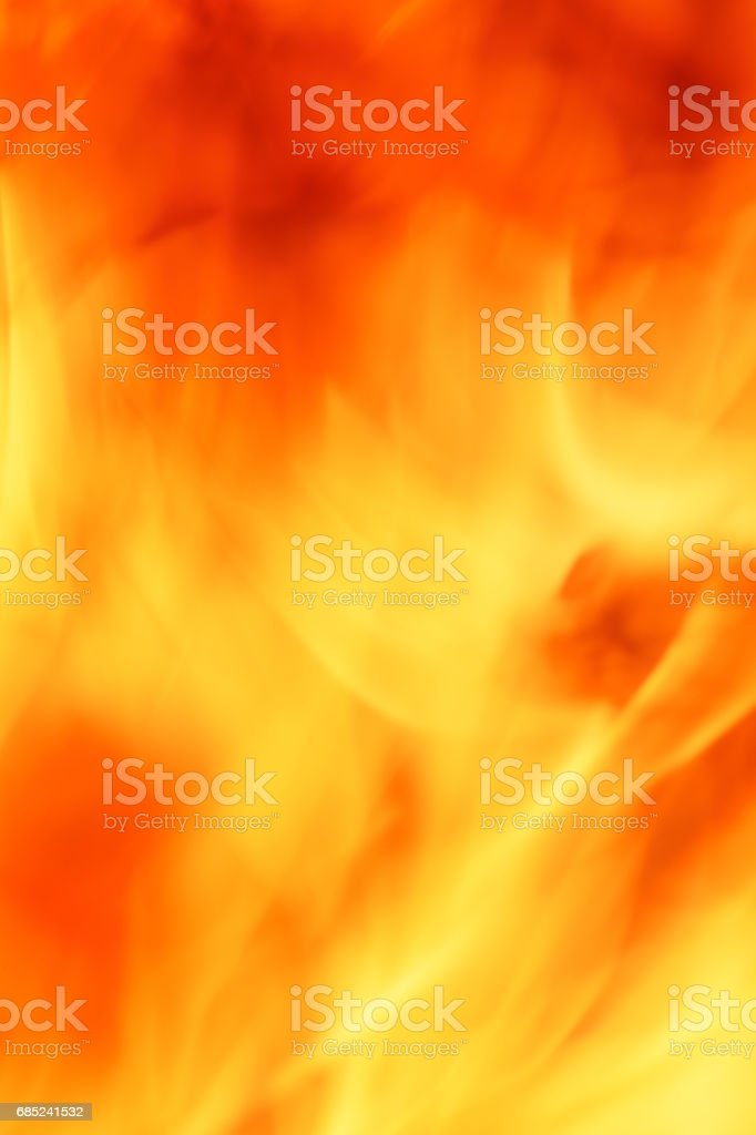 close up of the fire royalty-free stock photo