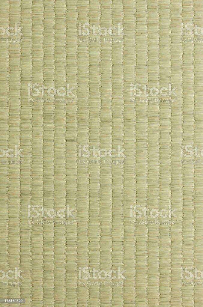 Close up of the texture of a mat stock photo